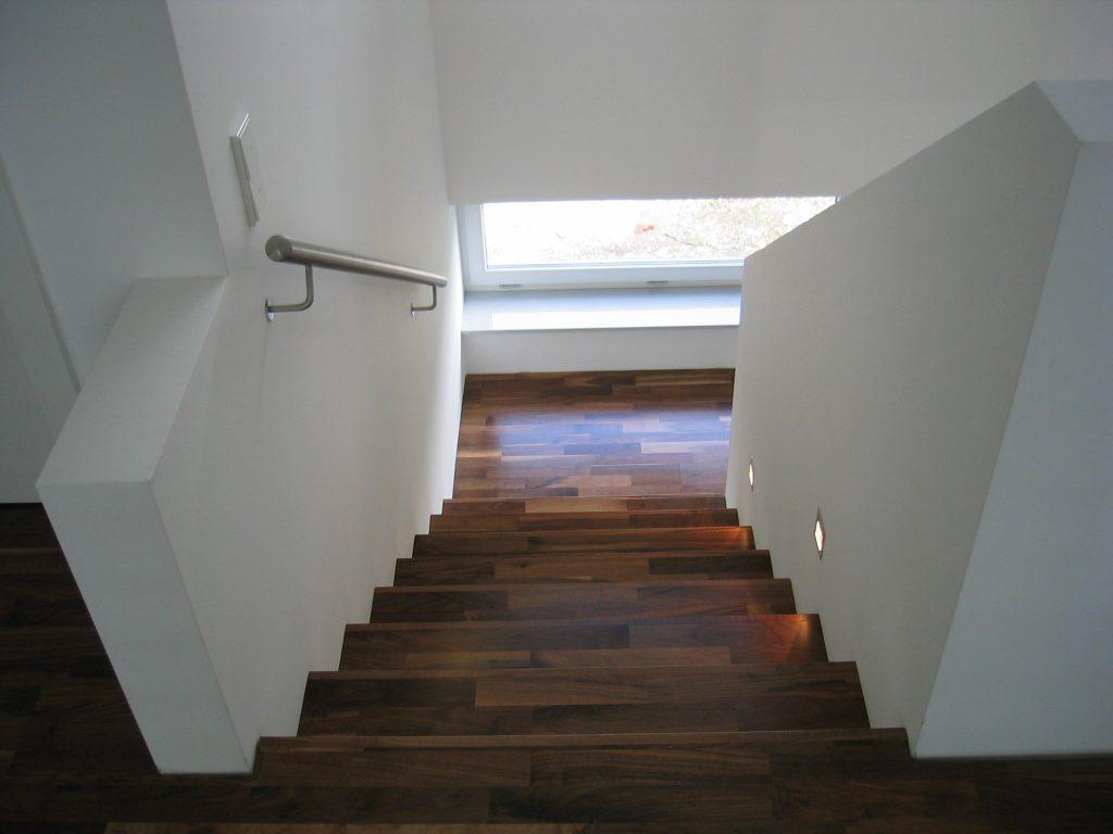 Treppenbeleuchtung, Produkt, modern