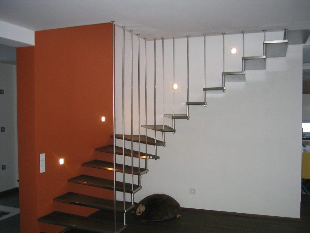 Wandleuchten, Treppenleuchten