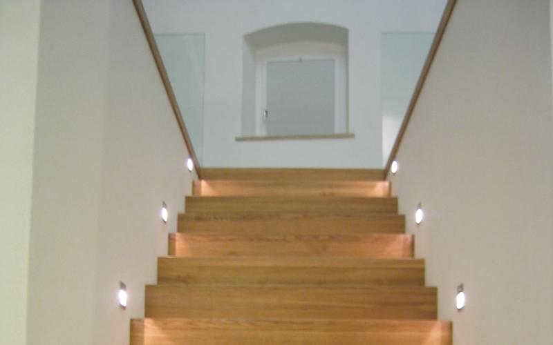 Treppenleuchten